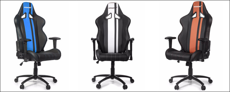 akracing rush chair