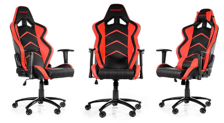 best gaming chair akracing