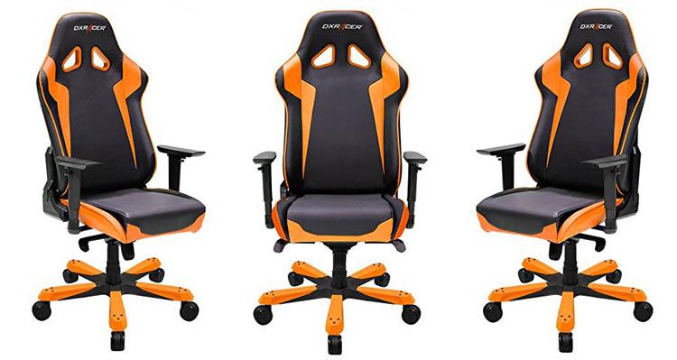gamer chair tall person